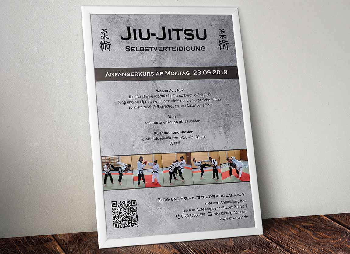 Poster Budo- und Freizeitsportverein Lahr e.V.
