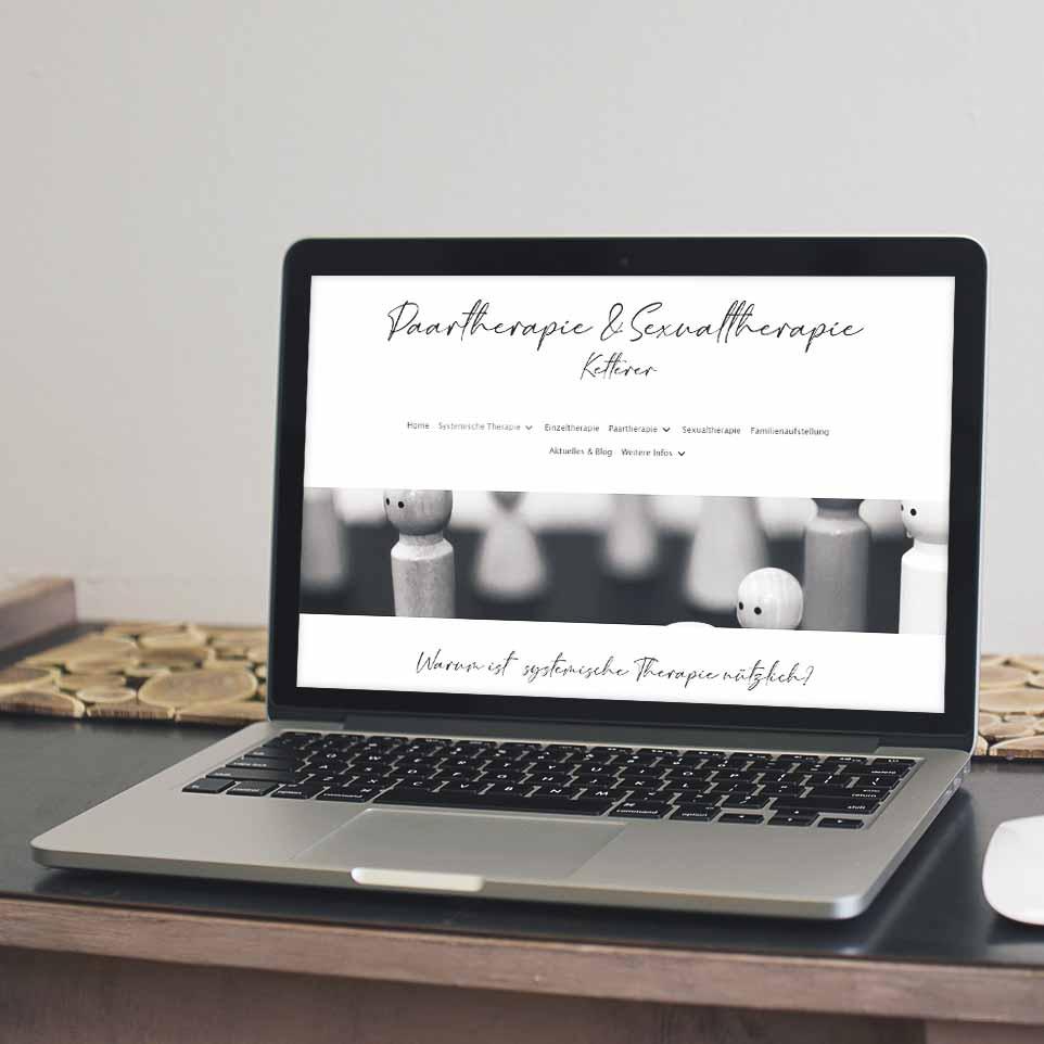 Paartherapie Sexualtherapie Ketterer Zell am Harmersbach Website